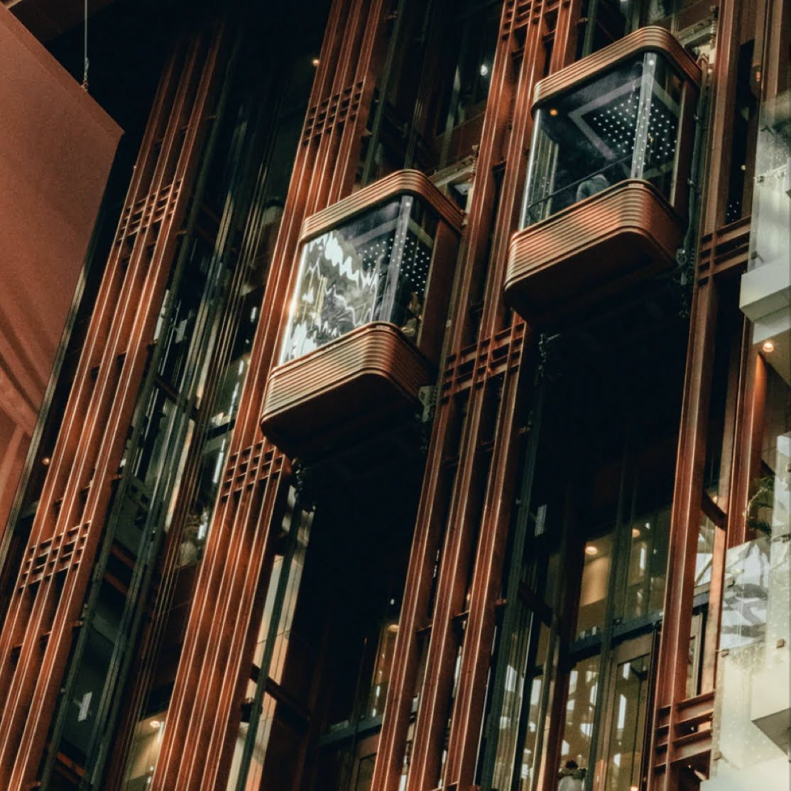 Elevator monitoring service